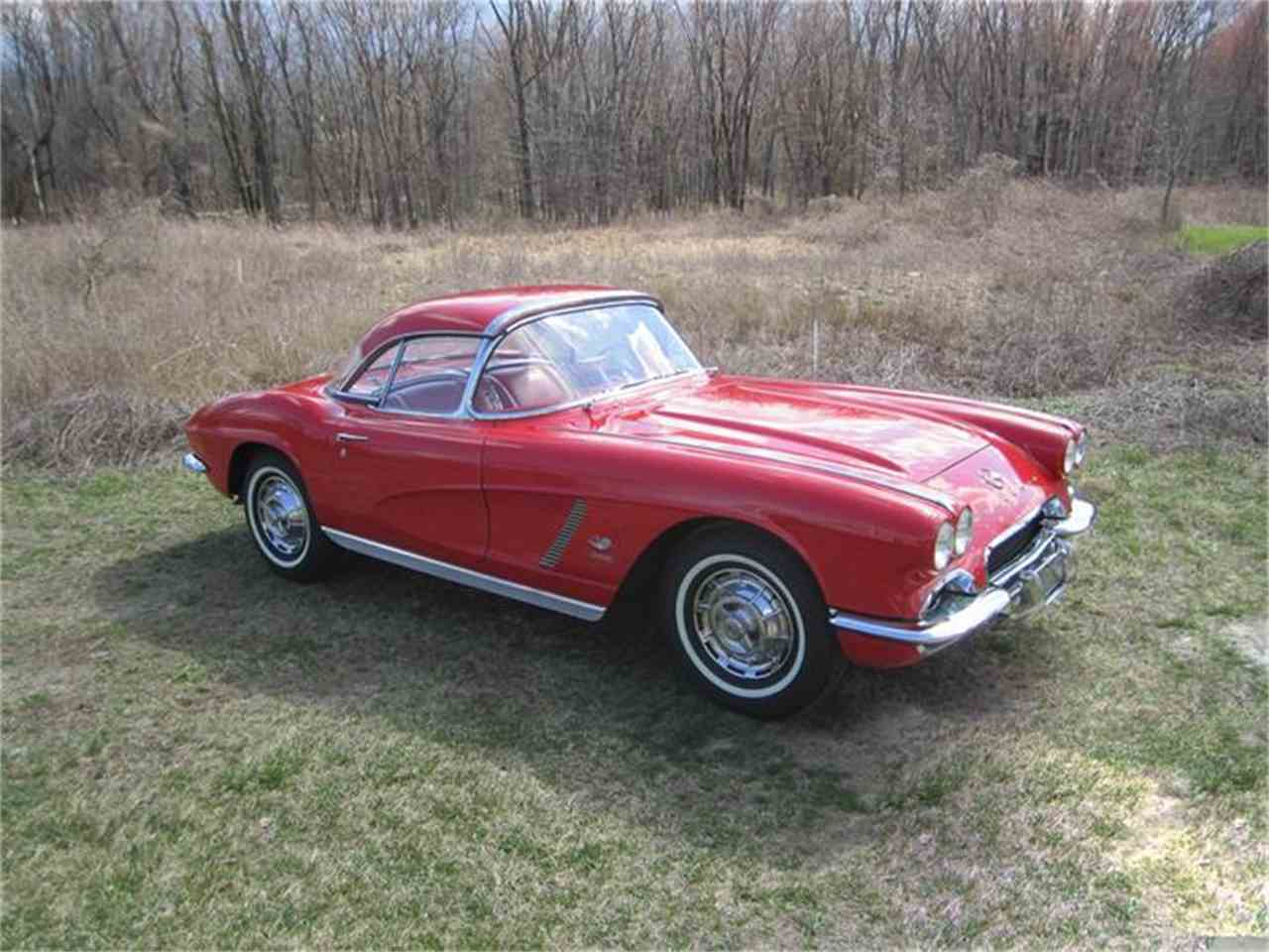 Large Picture of Classic 1962 Corvette located in Lawrenceville New Jersey Offered by Buyers and Sellers Connection LLC - HB42