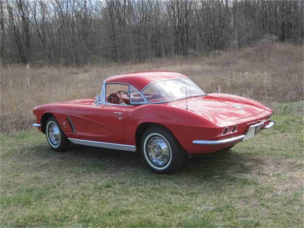 Large Picture of 1962 Chevrolet Corvette - $89,900.00 - HB42