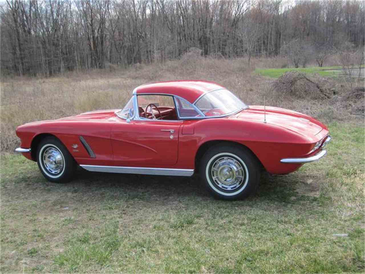 Large Picture of '62 Corvette located in Lawrenceville New Jersey - HB42