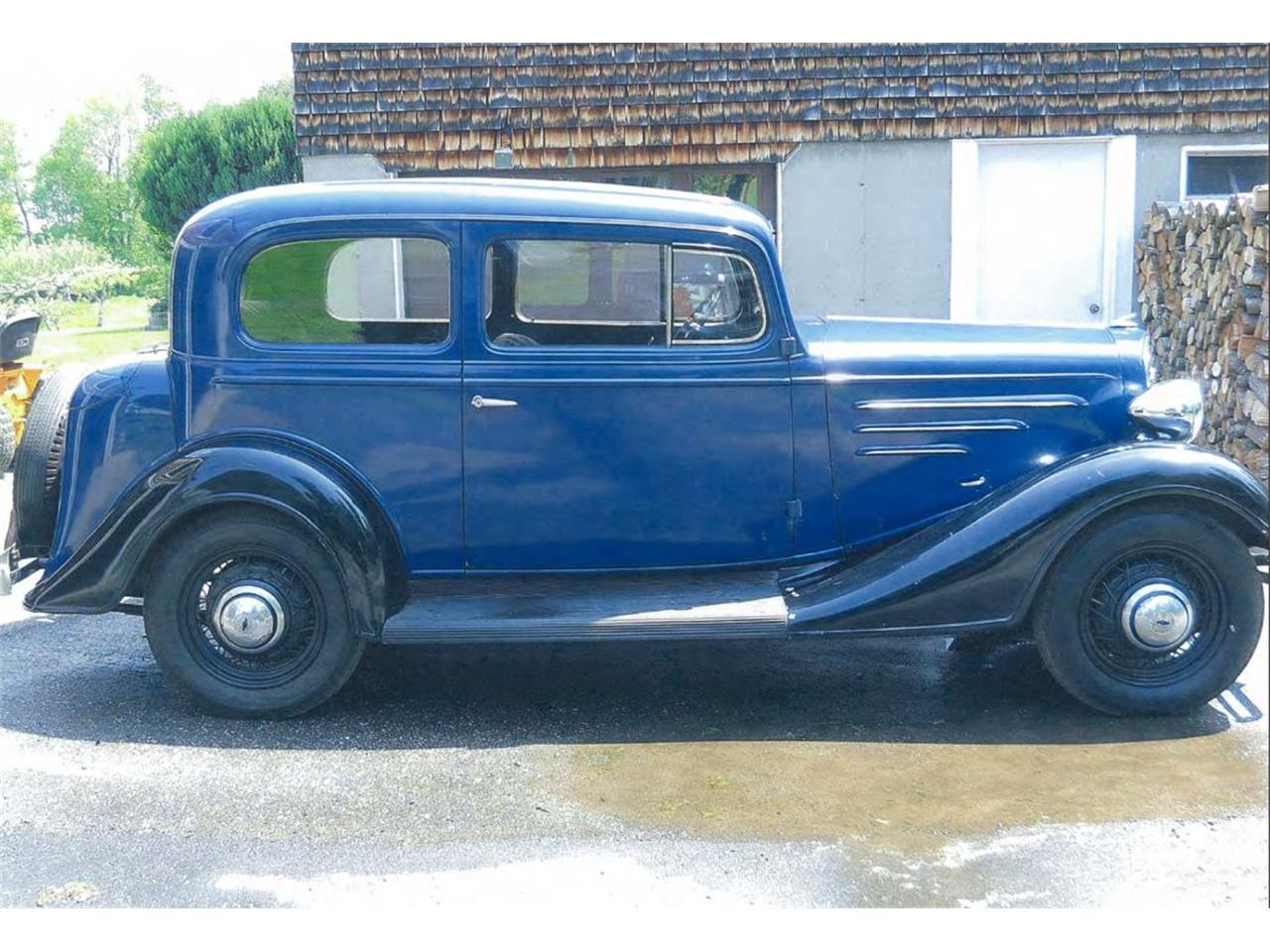 Large Picture of Classic 1934 Master - $18,000.00 Offered by a Private Seller - HB4L