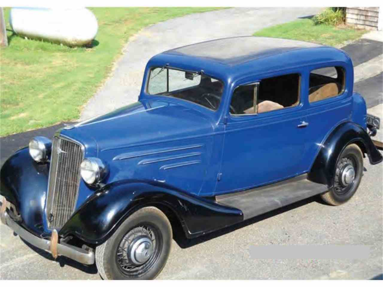 1934 Chevrolet Master for Sale | ClassicCars.com | CC-807573