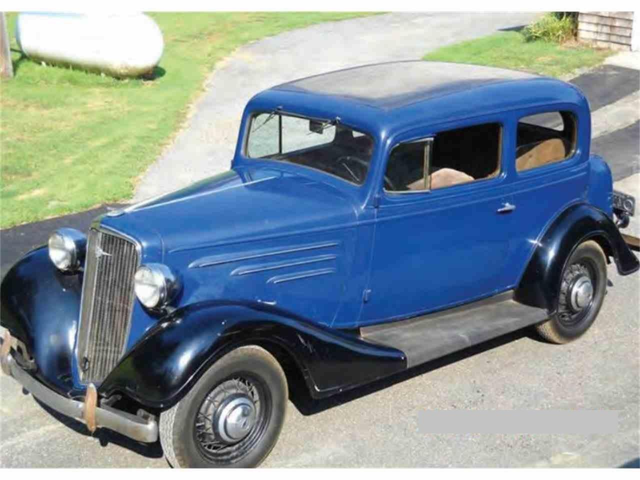 Large Picture of Classic '34 Master - $18,000.00 Offered by a Private Seller - HB4L