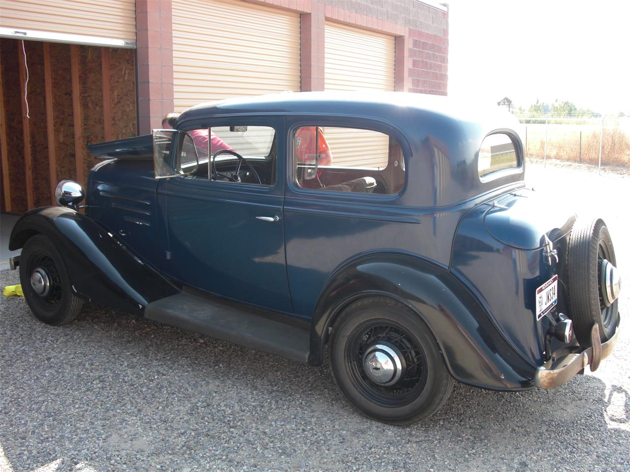 Large Picture of Classic '34 Chevrolet Master located in Idaho - $18,000.00 Offered by a Private Seller - HB4L
