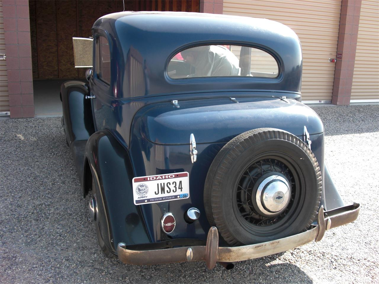 Large Picture of Classic '34 Chevrolet Master located in Idaho - HB4L