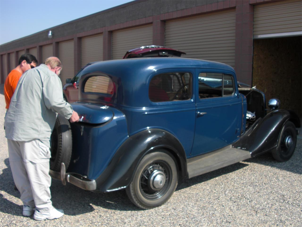 Large Picture of Classic 1934 Chevrolet Master located in Rigby Idaho - $18,000.00 - HB4L