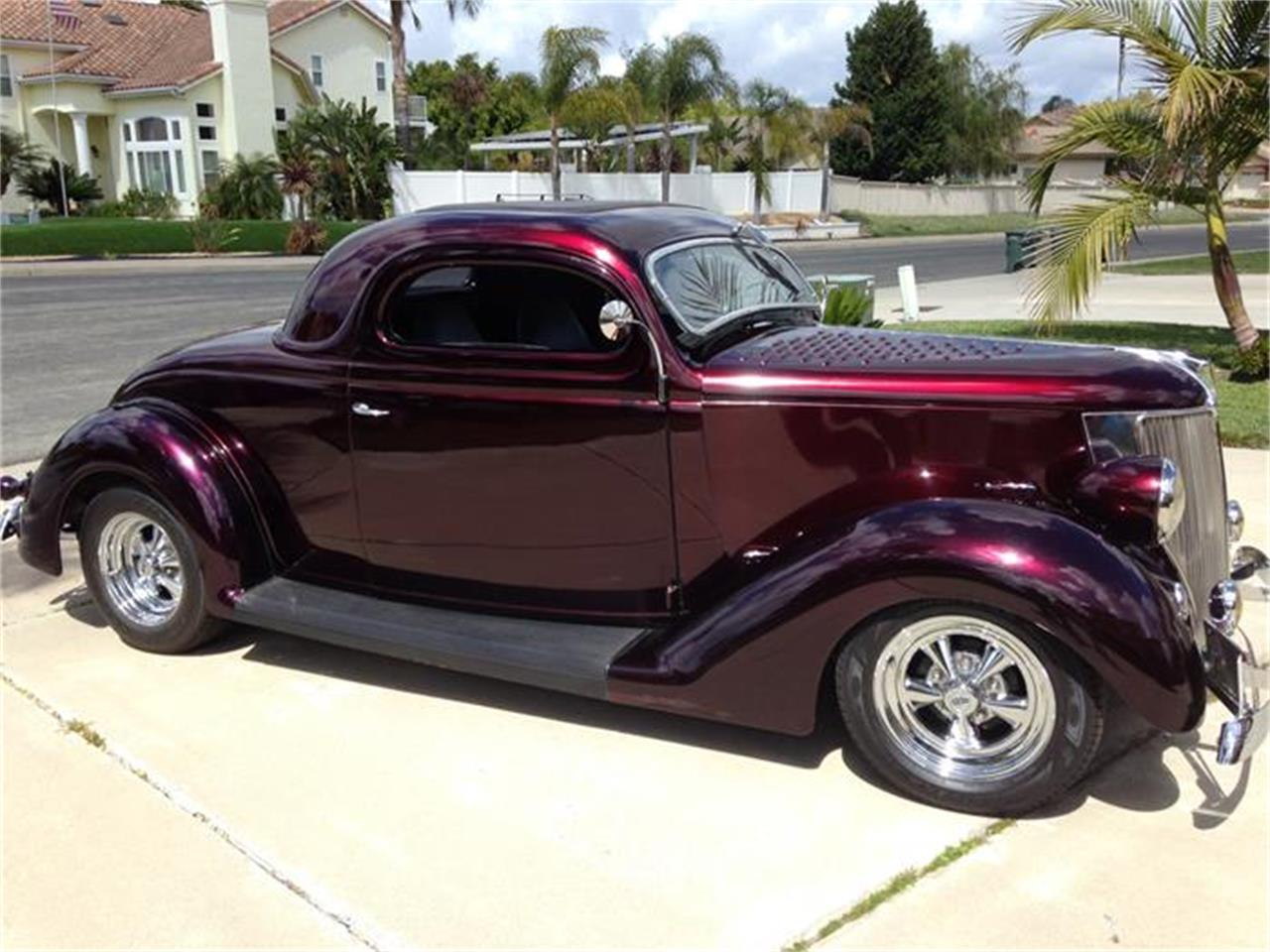 Large Picture of '36 3-Window Coupe - HB5E