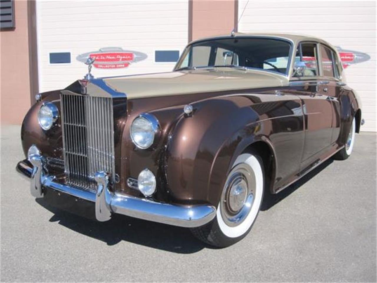 1959 Rolls-Royce Silver Cloud for Sale | ClassicCars.com | CC-807604