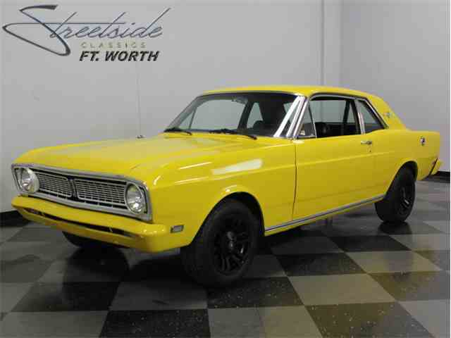 Picture of Classic 1969 Ford Falcon Futura - $14,995.00 - HB65