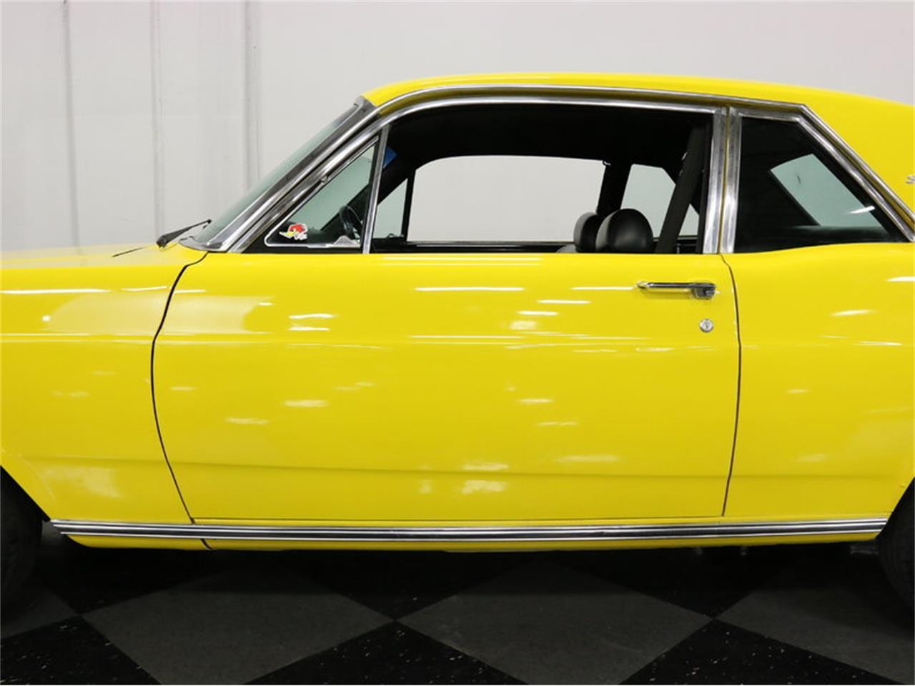 Large Picture of '69 Falcon Futura - HB65