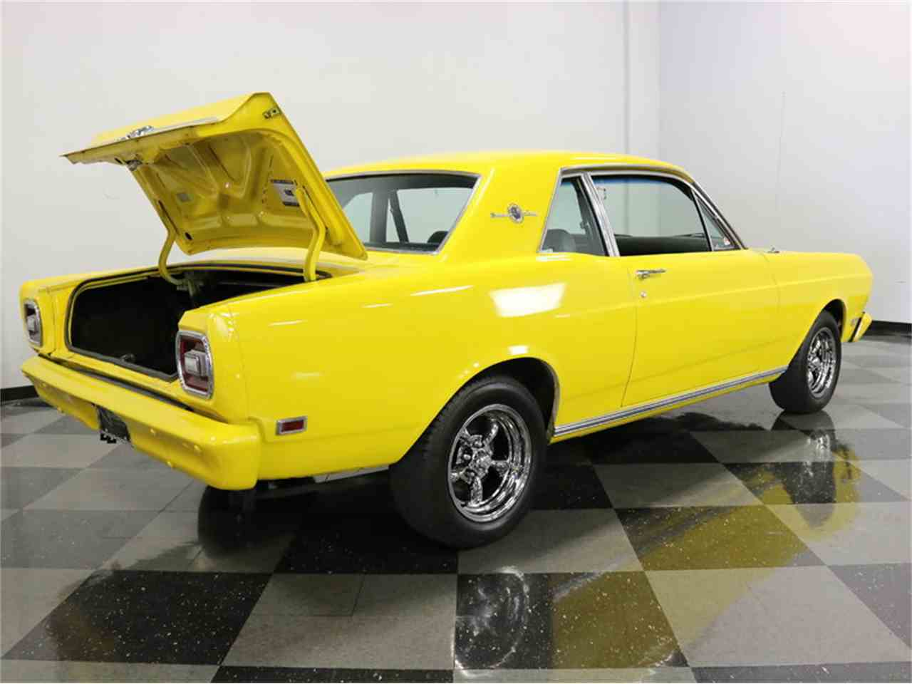Large Picture of '69 Falcon Futura - HB65