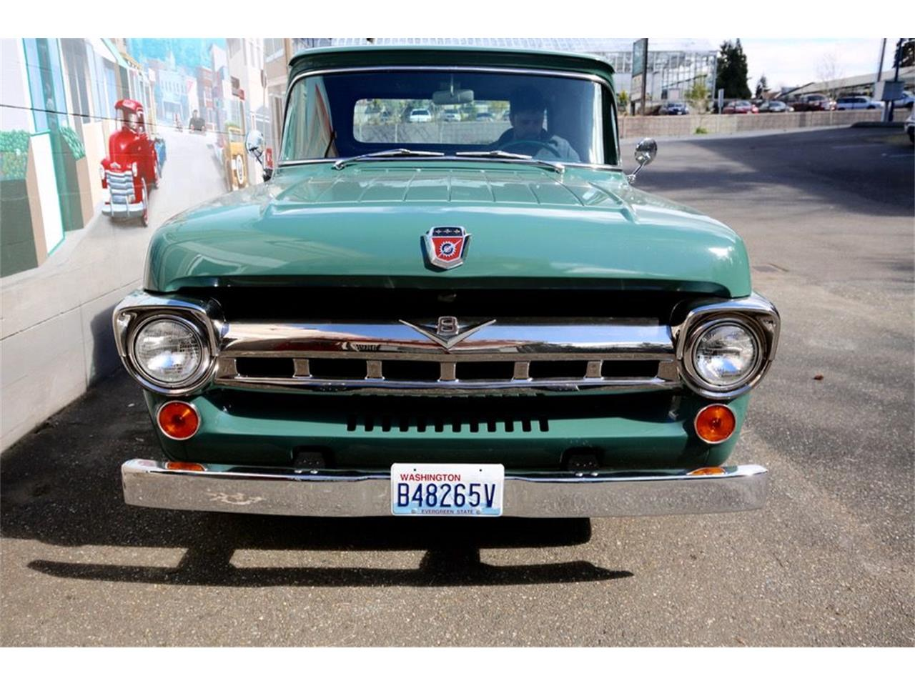 For Sale: 1957 Ford F100 in Seattle, Washington
