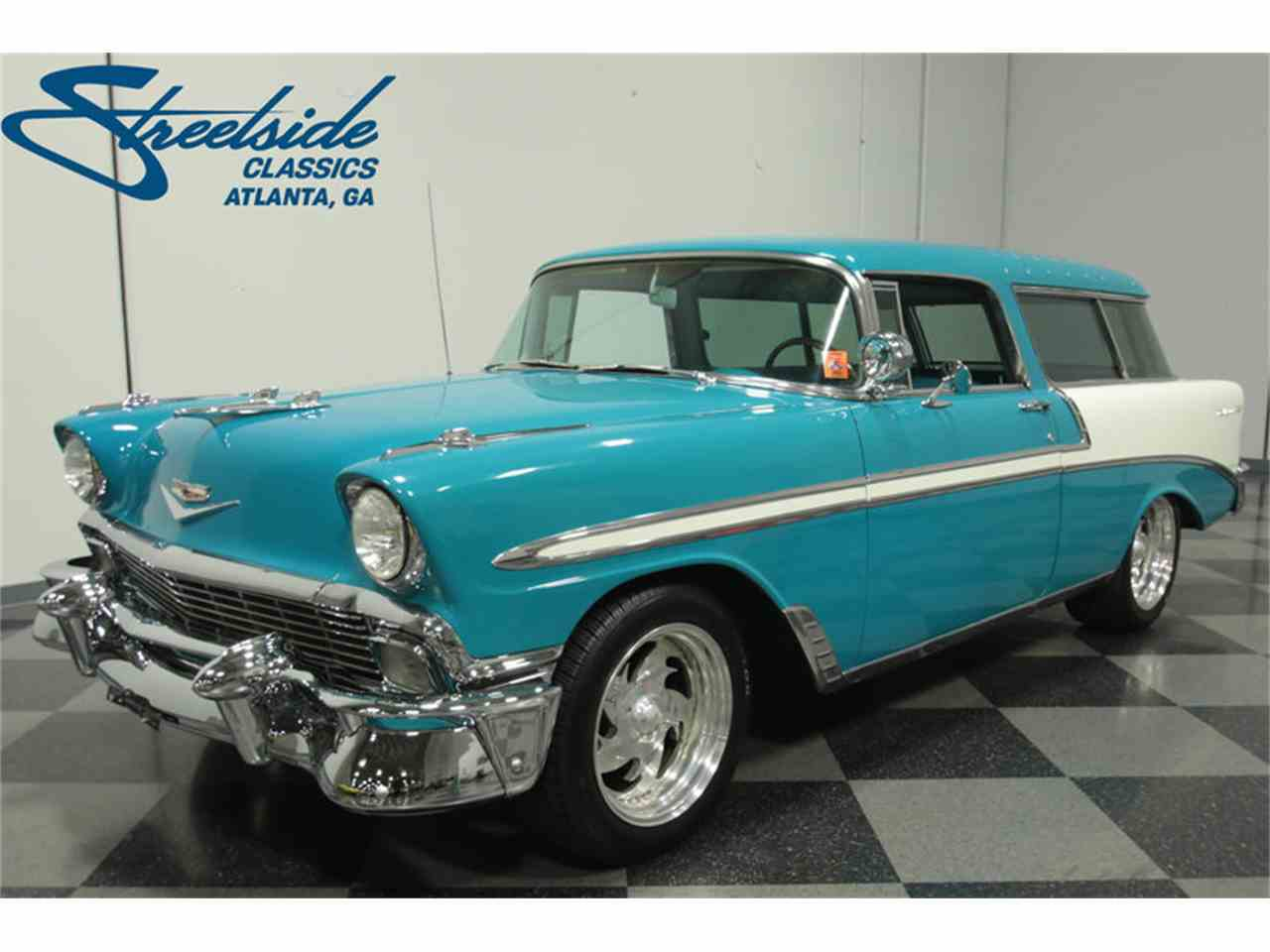 Large Picture of '56 Nomad - HBYK