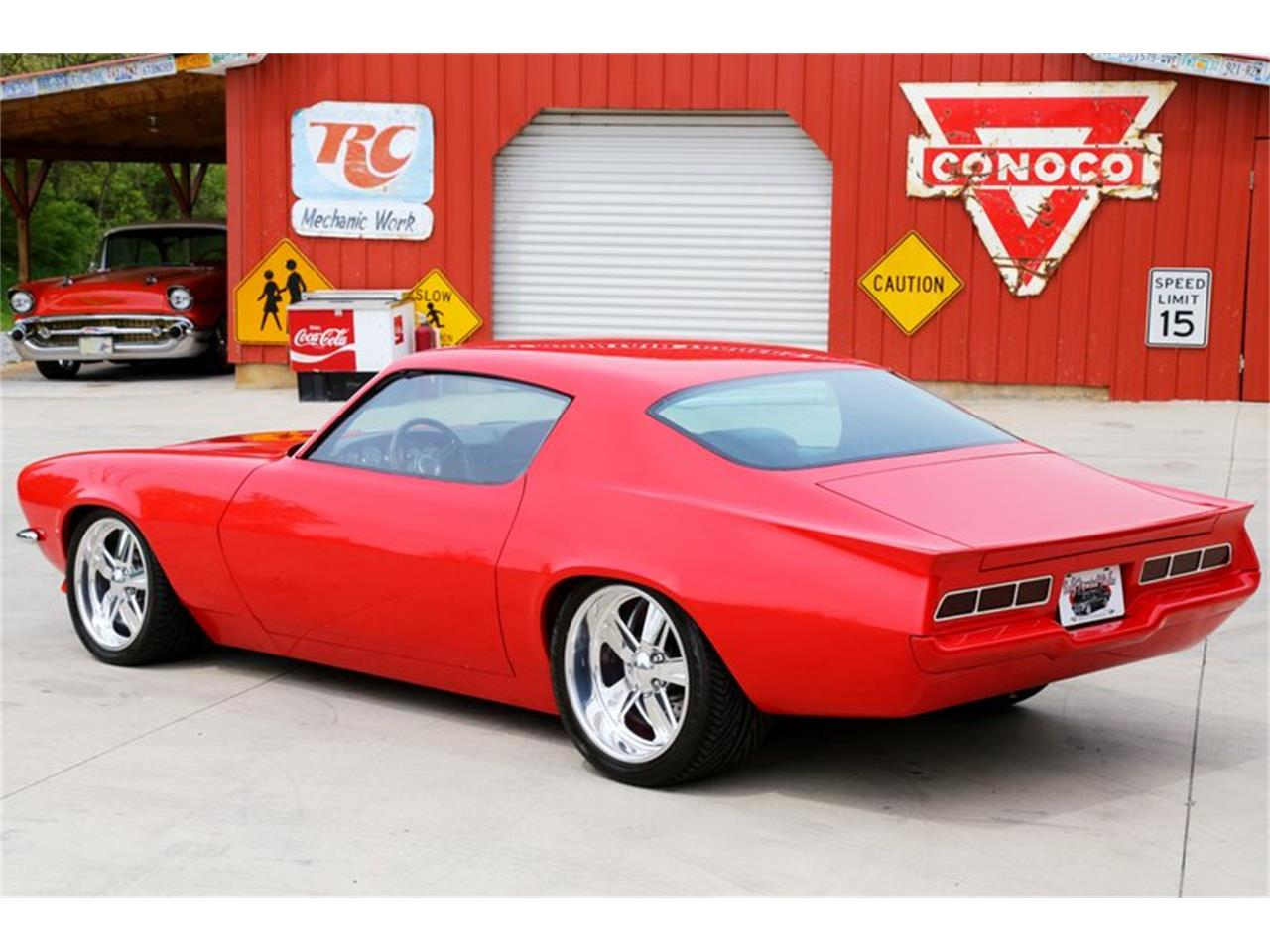 Large Picture of '70 Chevrolet Camaro located in Tennessee Offered by Smoky Mountain Traders - HC27