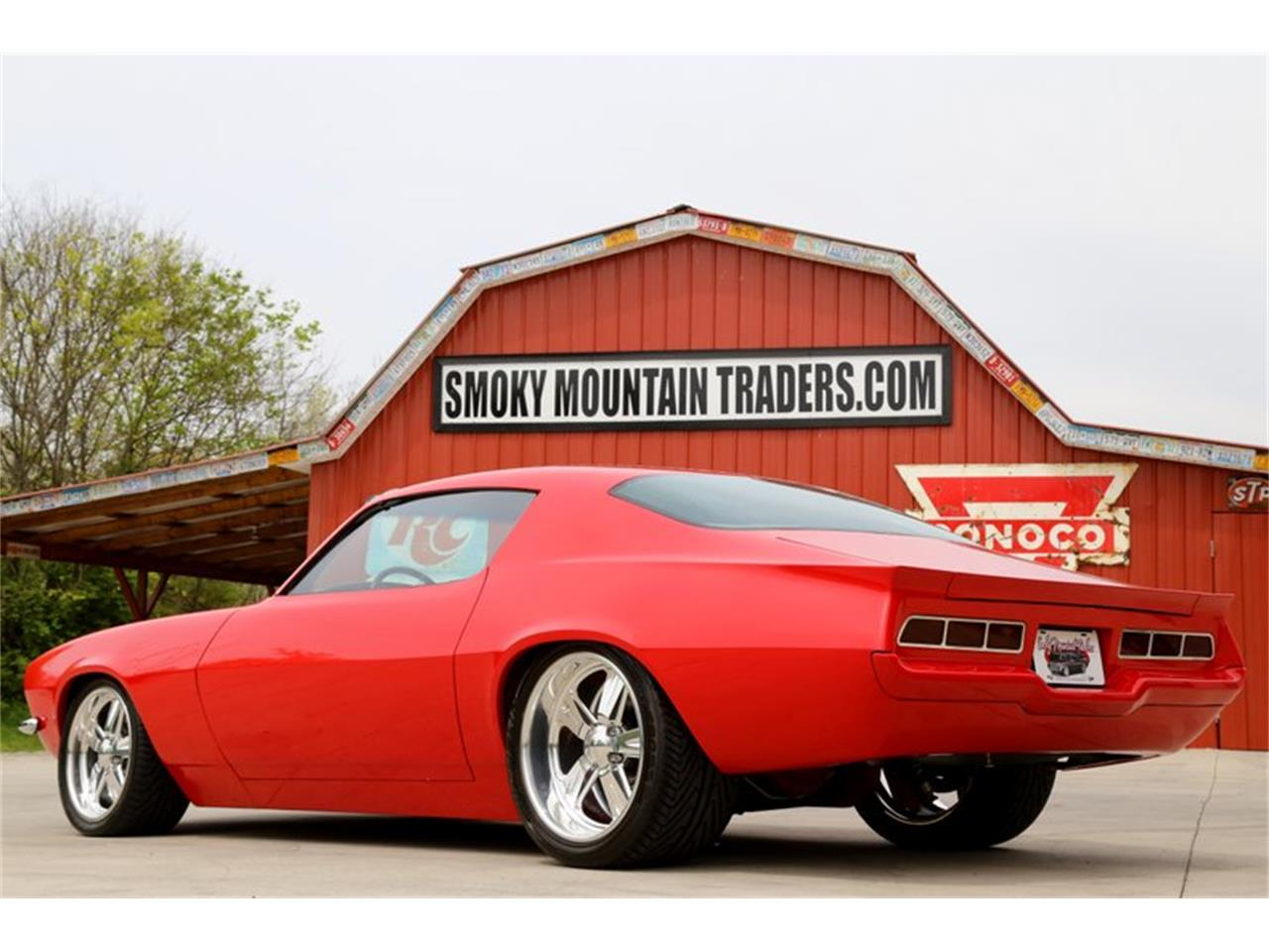 Large Picture of Classic '70 Camaro located in Lenoir City Tennessee Offered by Smoky Mountain Traders - HC27