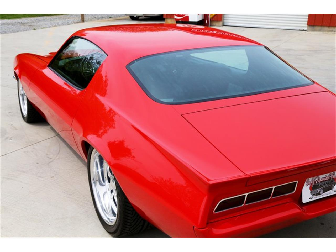 Large Picture of '70 Camaro - $79,999.00 Offered by Smoky Mountain Traders - HC27