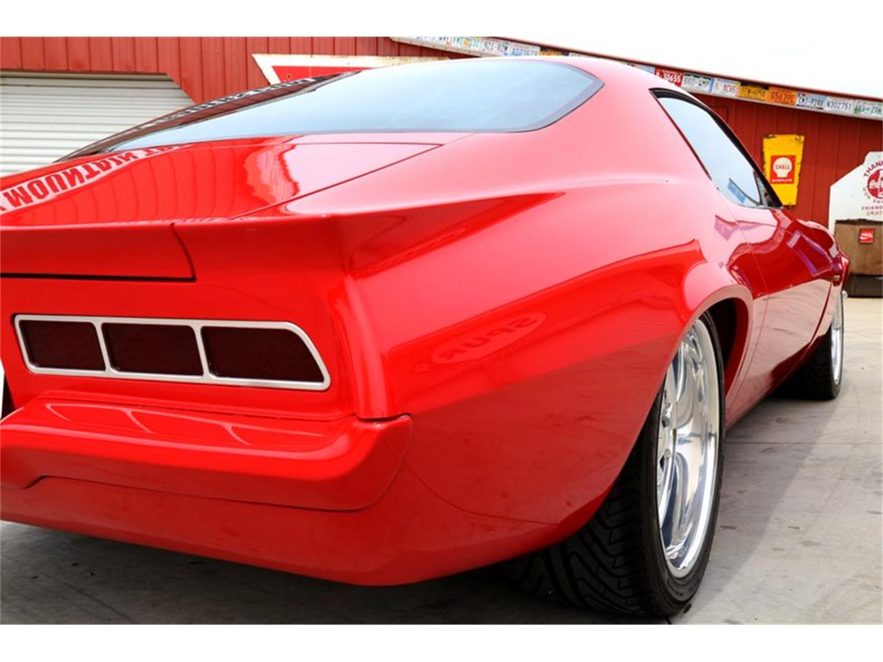 Large Picture of Classic 1970 Camaro located in Tennessee - $79,999.00 Offered by Smoky Mountain Traders - HC27