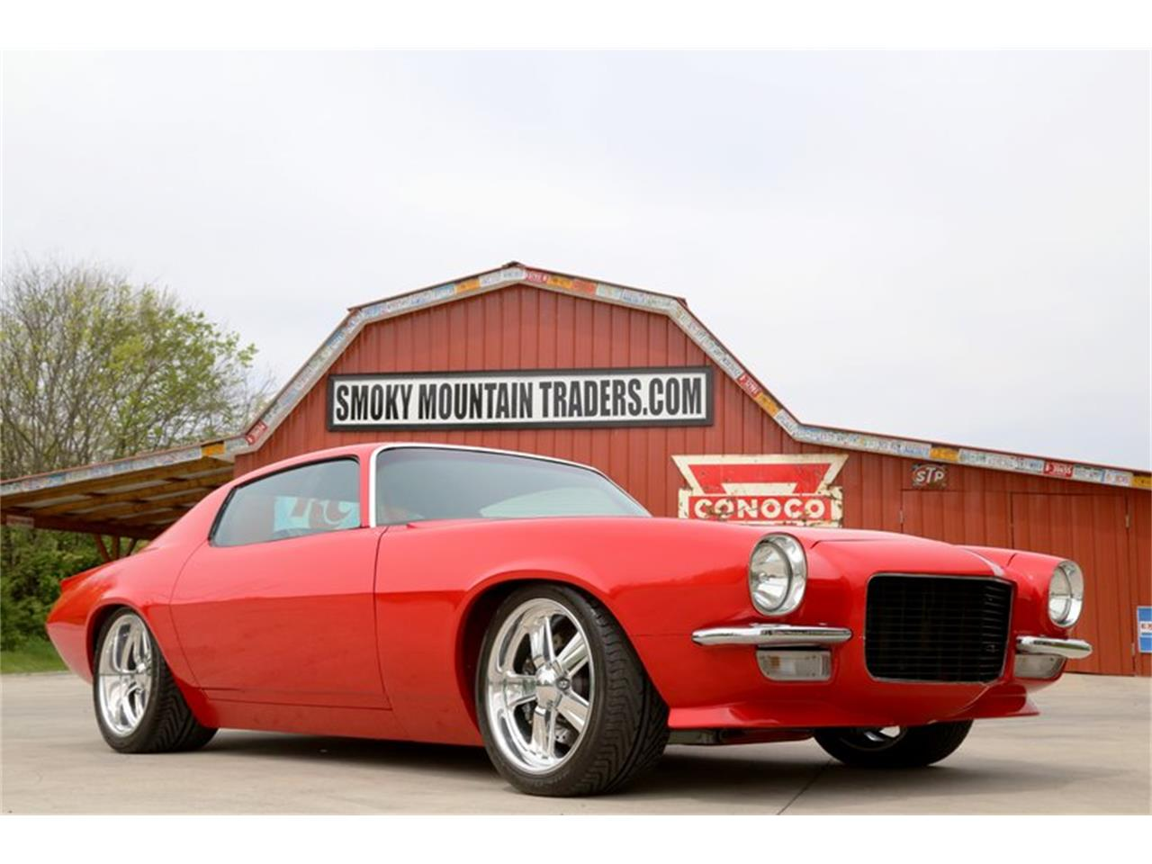 Large Picture of 1970 Chevrolet Camaro - $79,999.00 Offered by Smoky Mountain Traders - HC27