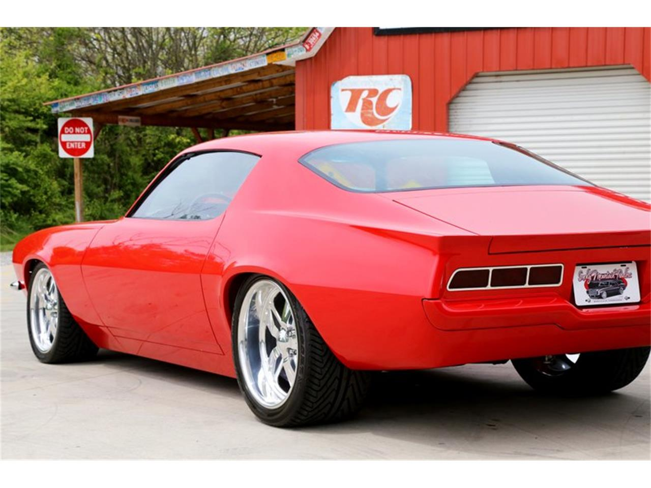 Large Picture of 1970 Chevrolet Camaro Offered by Smoky Mountain Traders - HC27