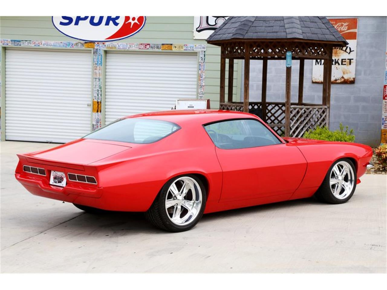 Large Picture of Classic '70 Chevrolet Camaro located in Lenoir City Tennessee - $79,999.00 Offered by Smoky Mountain Traders - HC27