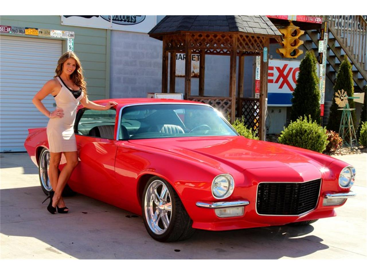 Large Picture of '70 Chevrolet Camaro - $79,999.00 Offered by Smoky Mountain Traders - HC27