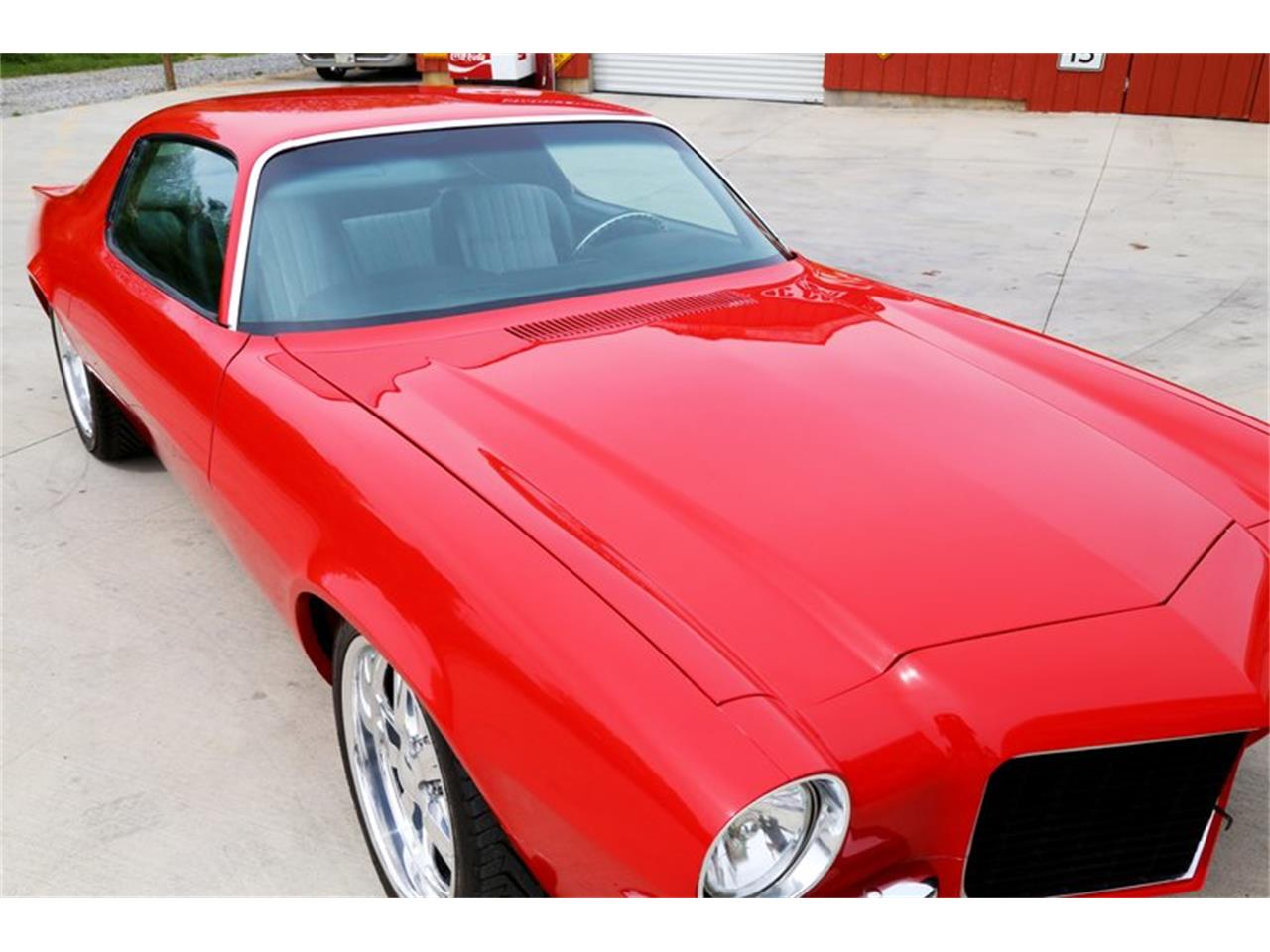 Large Picture of '70 Chevrolet Camaro located in Tennessee - $79,999.00 - HC27
