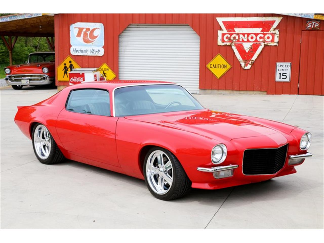 Large Picture of '70 Chevrolet Camaro located in Tennessee - HC27