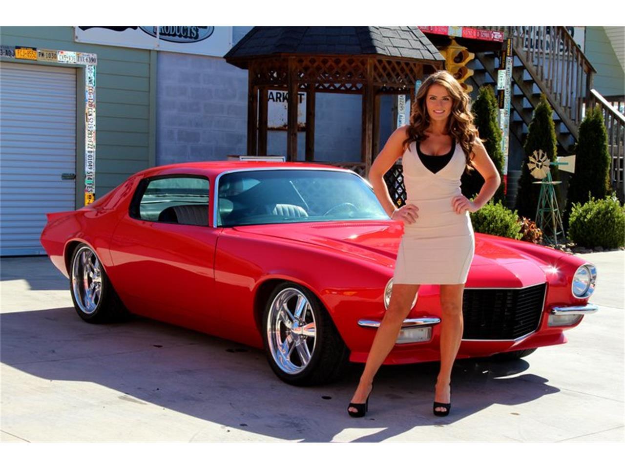 Large Picture of Classic '70 Chevrolet Camaro - $79,999.00 - HC27
