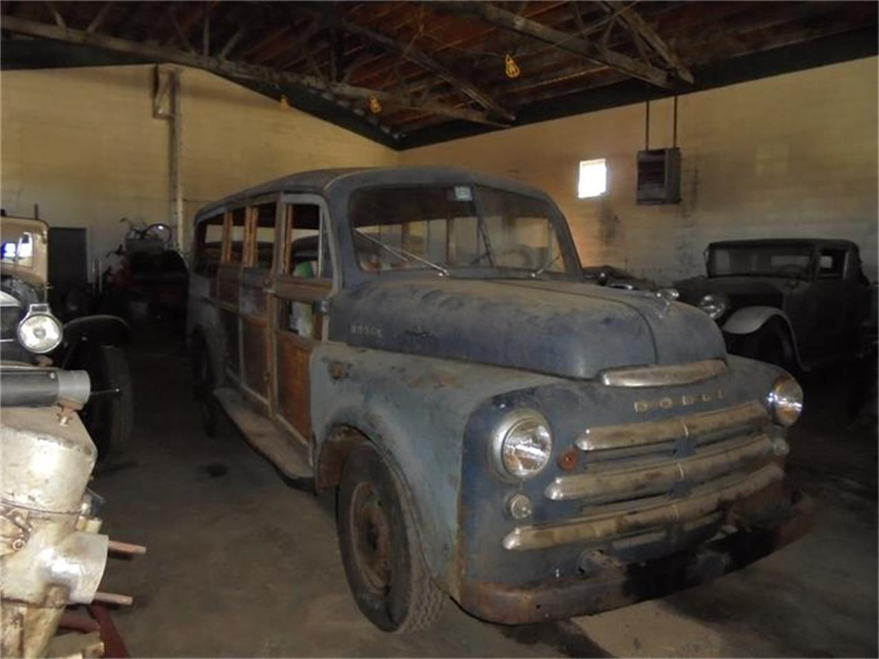 Large Picture of 1948 Dodge Woody located in Lynchburg Virginia Auction Vehicle Offered by Smith Automotive Investments - HCLP