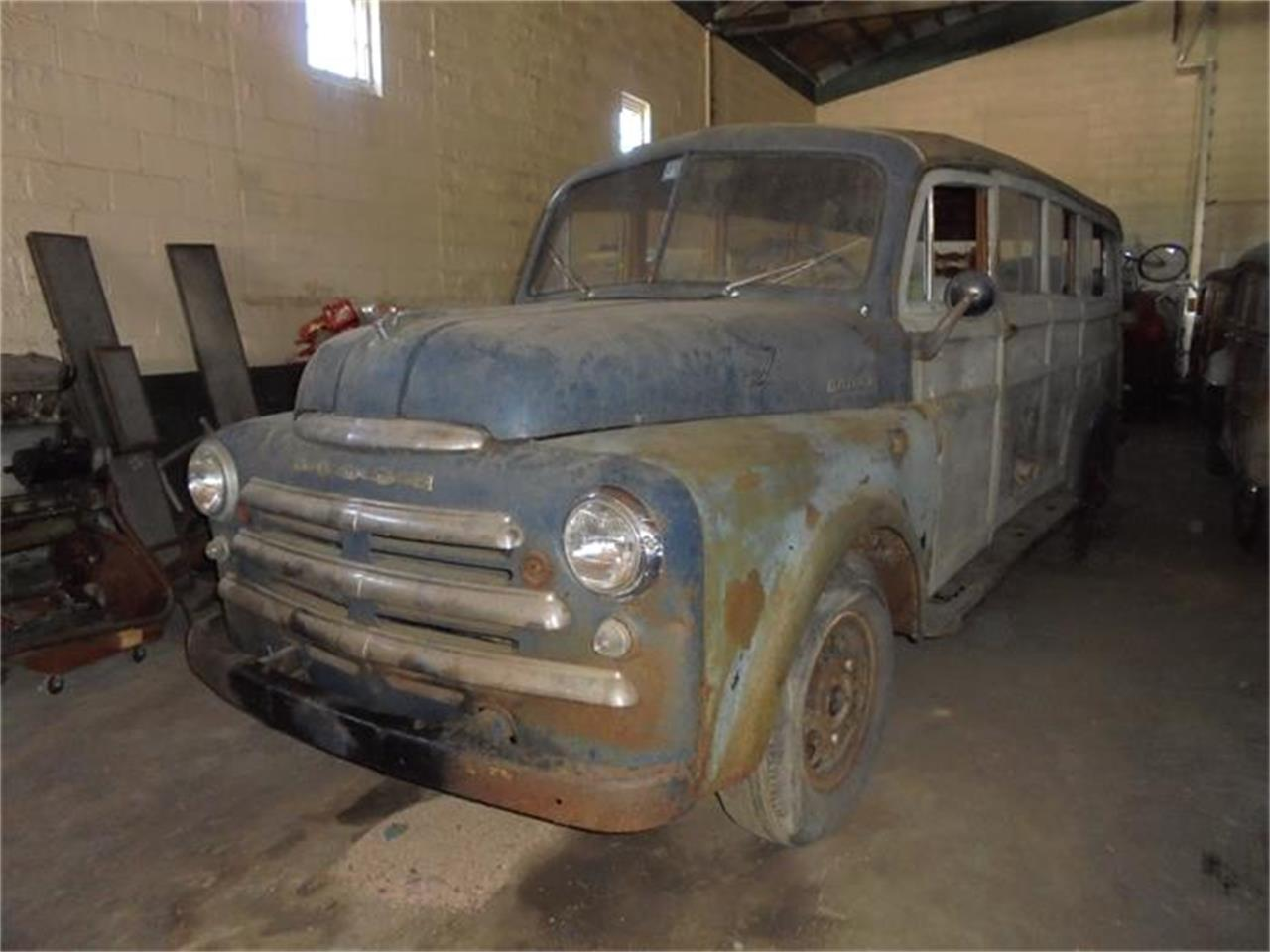 Large Picture of 1948 Dodge Woody Auction Vehicle - HCLP