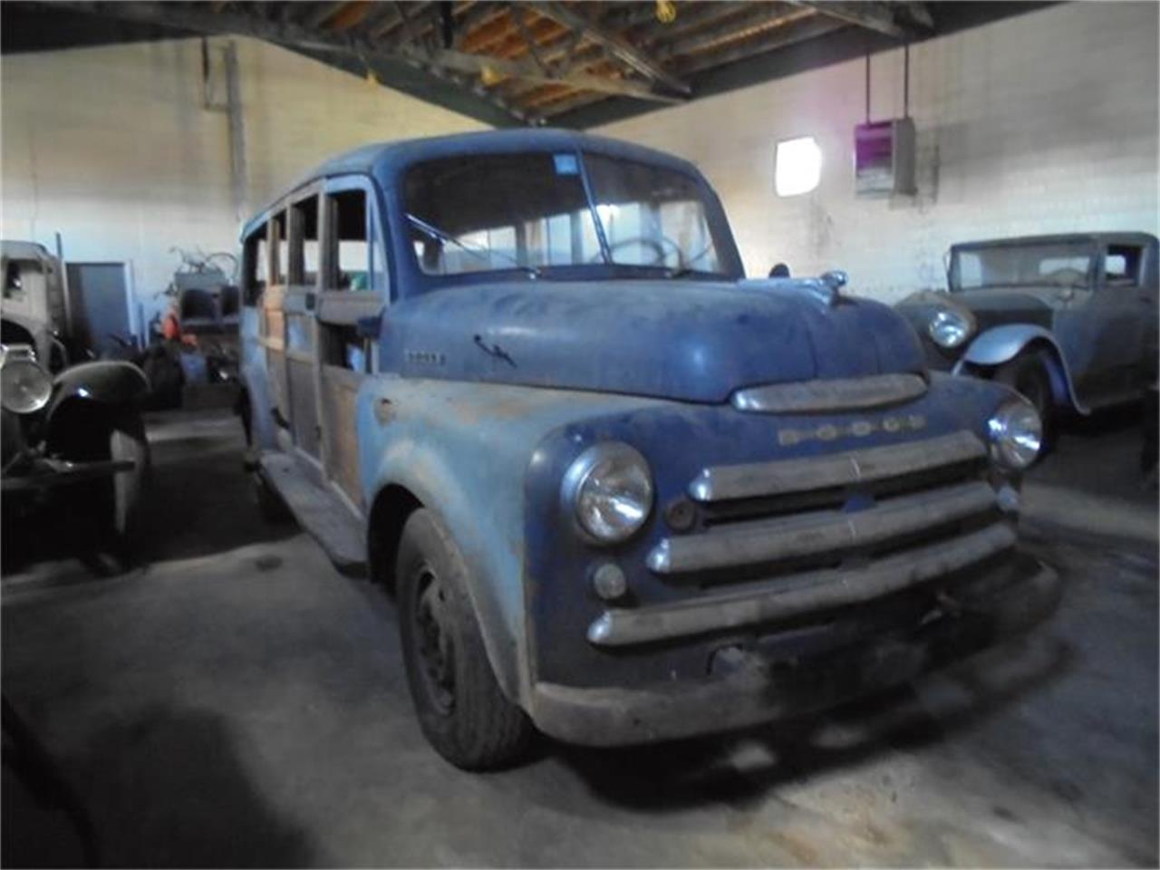 Large Picture of 1948 Dodge Woody located in Lynchburg Virginia Auction Vehicle - HCLP
