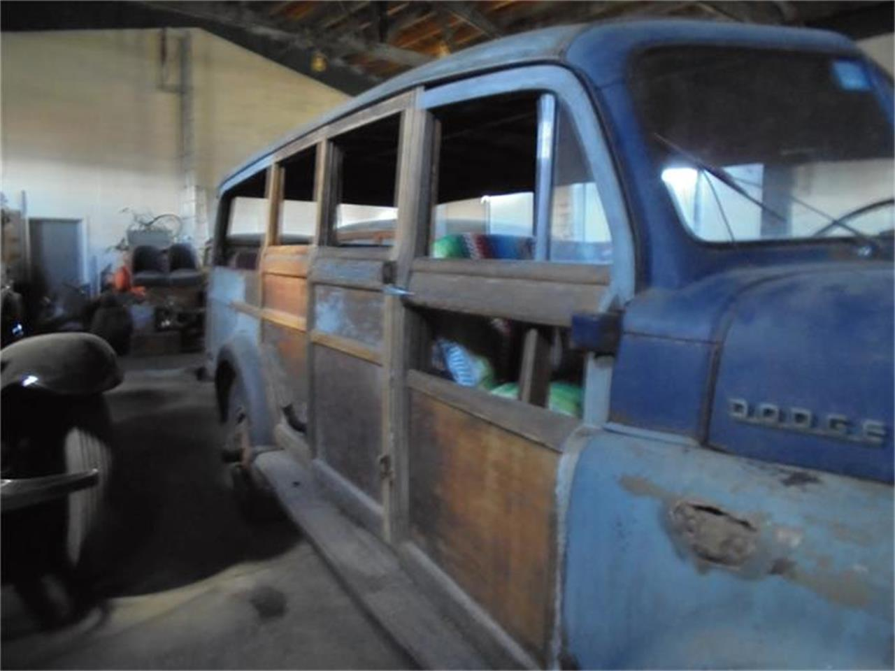 Large Picture of Classic 1948 Woody Auction Vehicle - HCLP