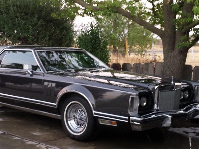 Picture of 1977 Continental Mark V Offered by a Private Seller - HCLT