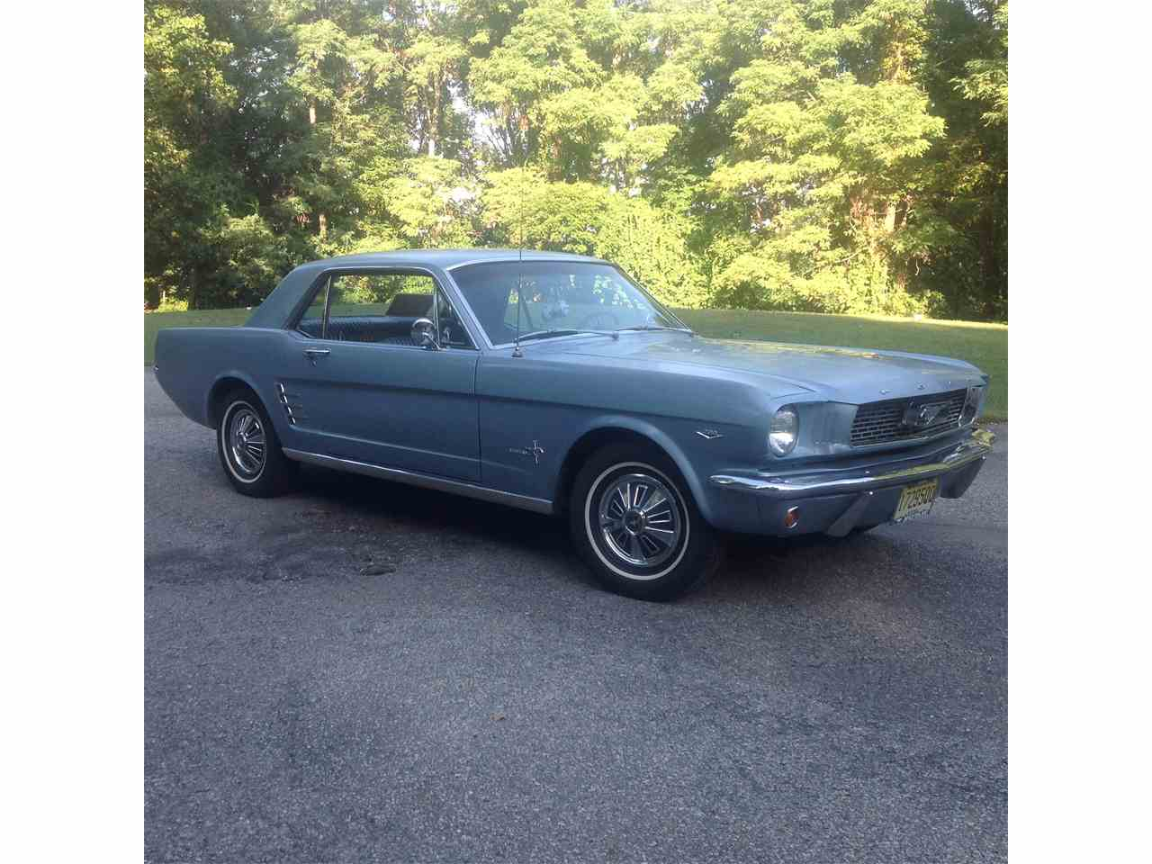 Large Picture of '66 Mustang - HCN1