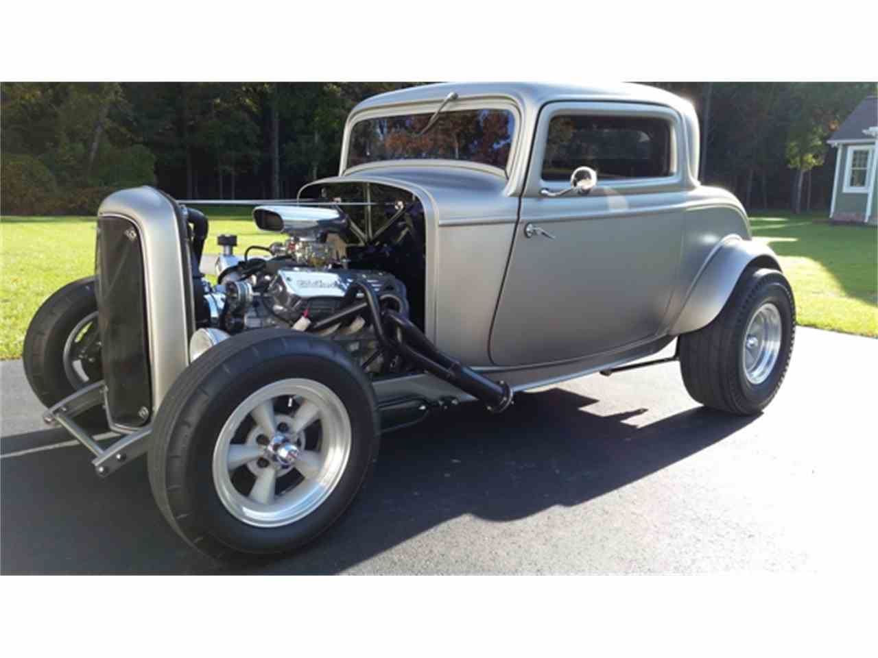 1932 Ford 3-Window Coupe for Sale | ClassicCars.com | CC-809587