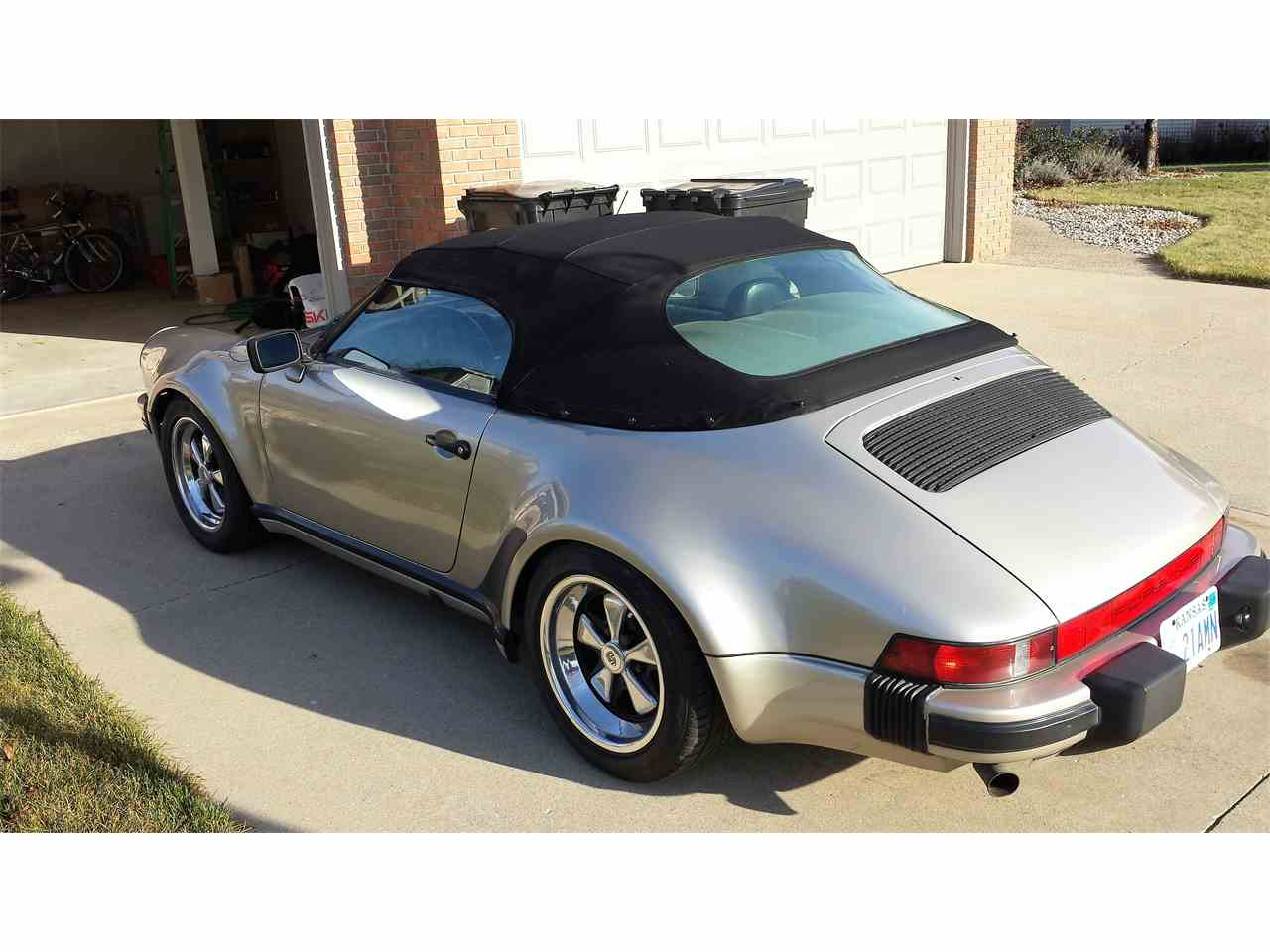 Large Picture of '89 911 Speedster - HCQ5