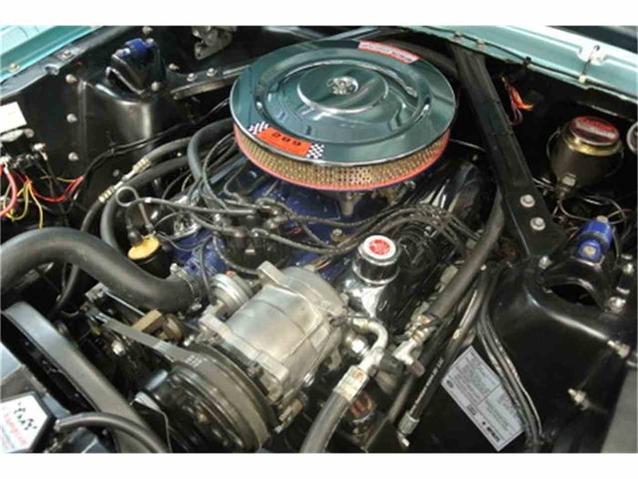 Large Picture of '66 Mustang GT - HDUN