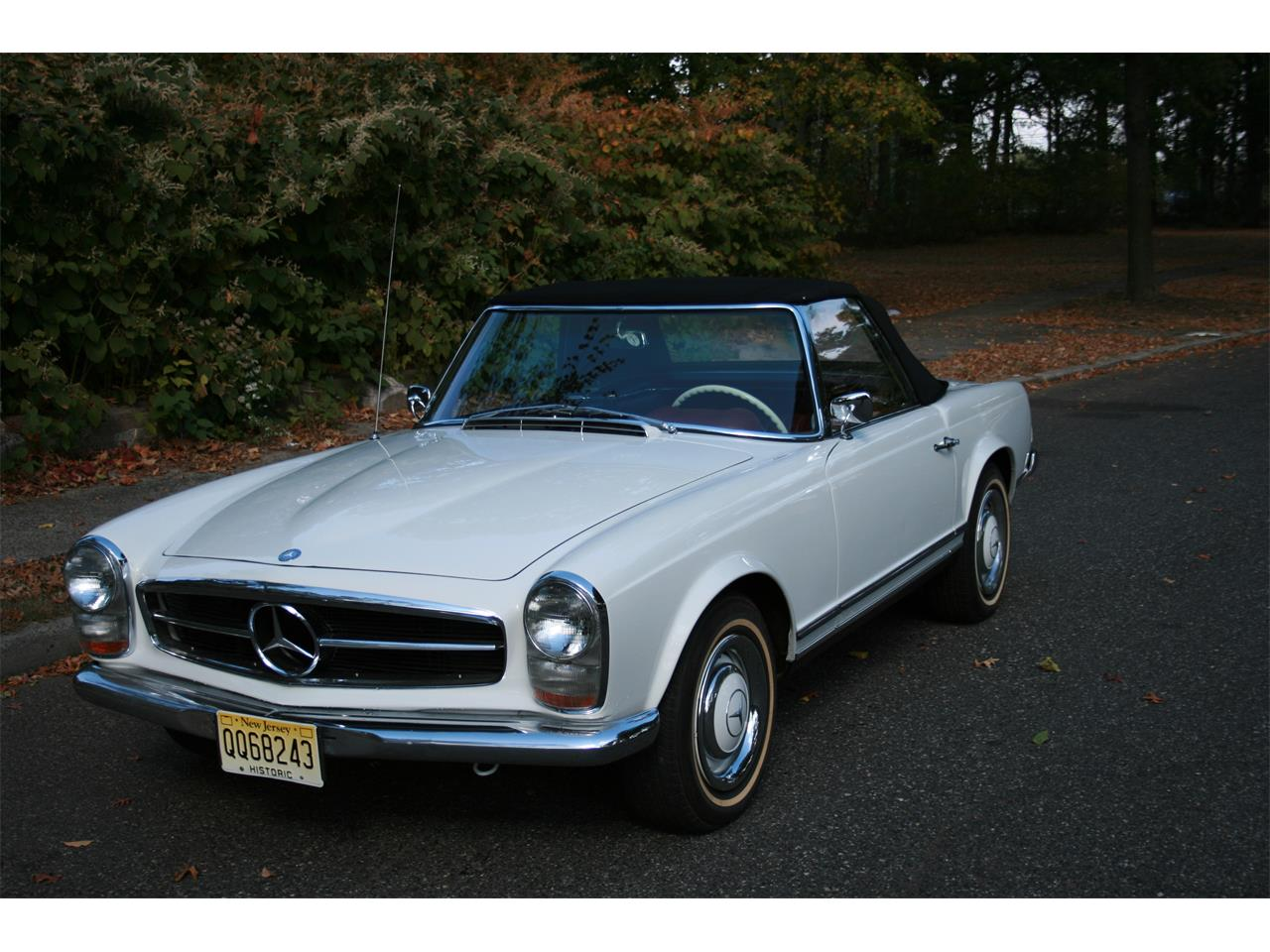 Large Picture of '66 230SL - HDV5