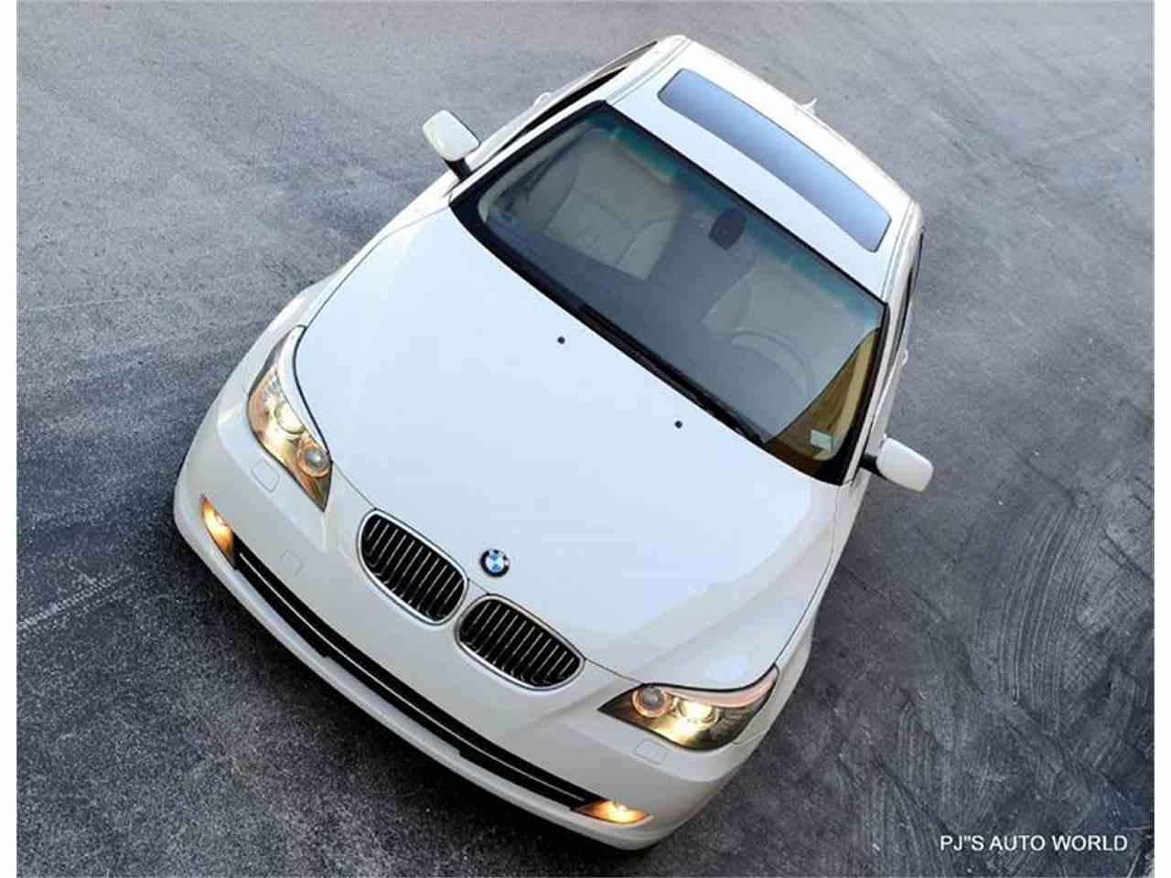 Large Picture of '09 5 Series - HDWS