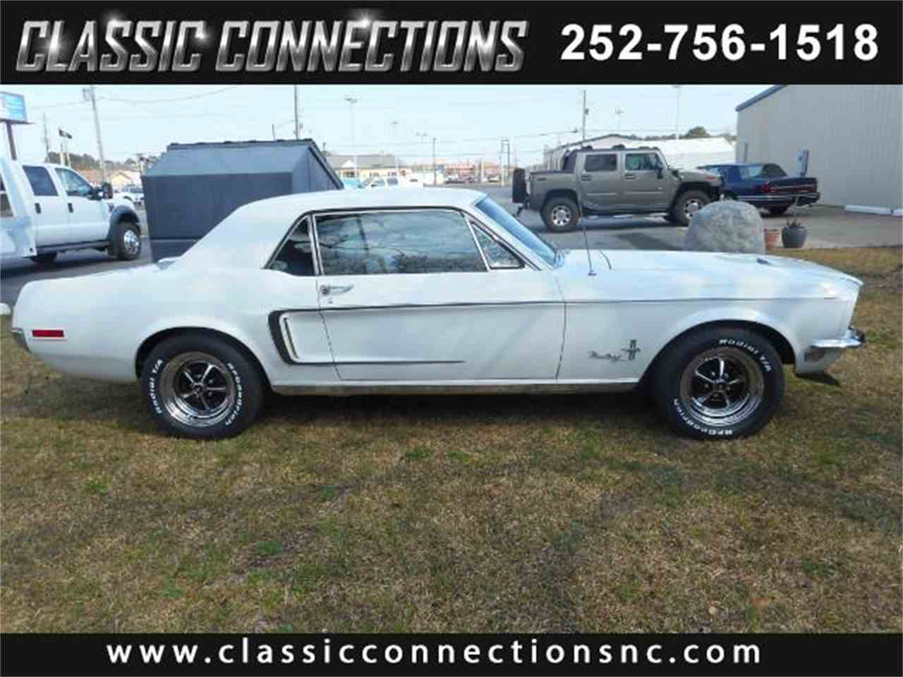 Large Picture of '68 Mustang - HE22