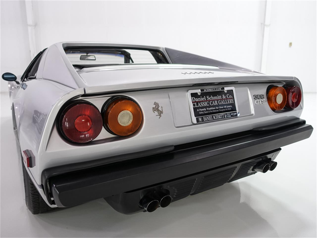 Large Picture of '81 Ferrari 308 GTSI located in Missouri Offered by Daniel Schmitt & Co. - HEGL