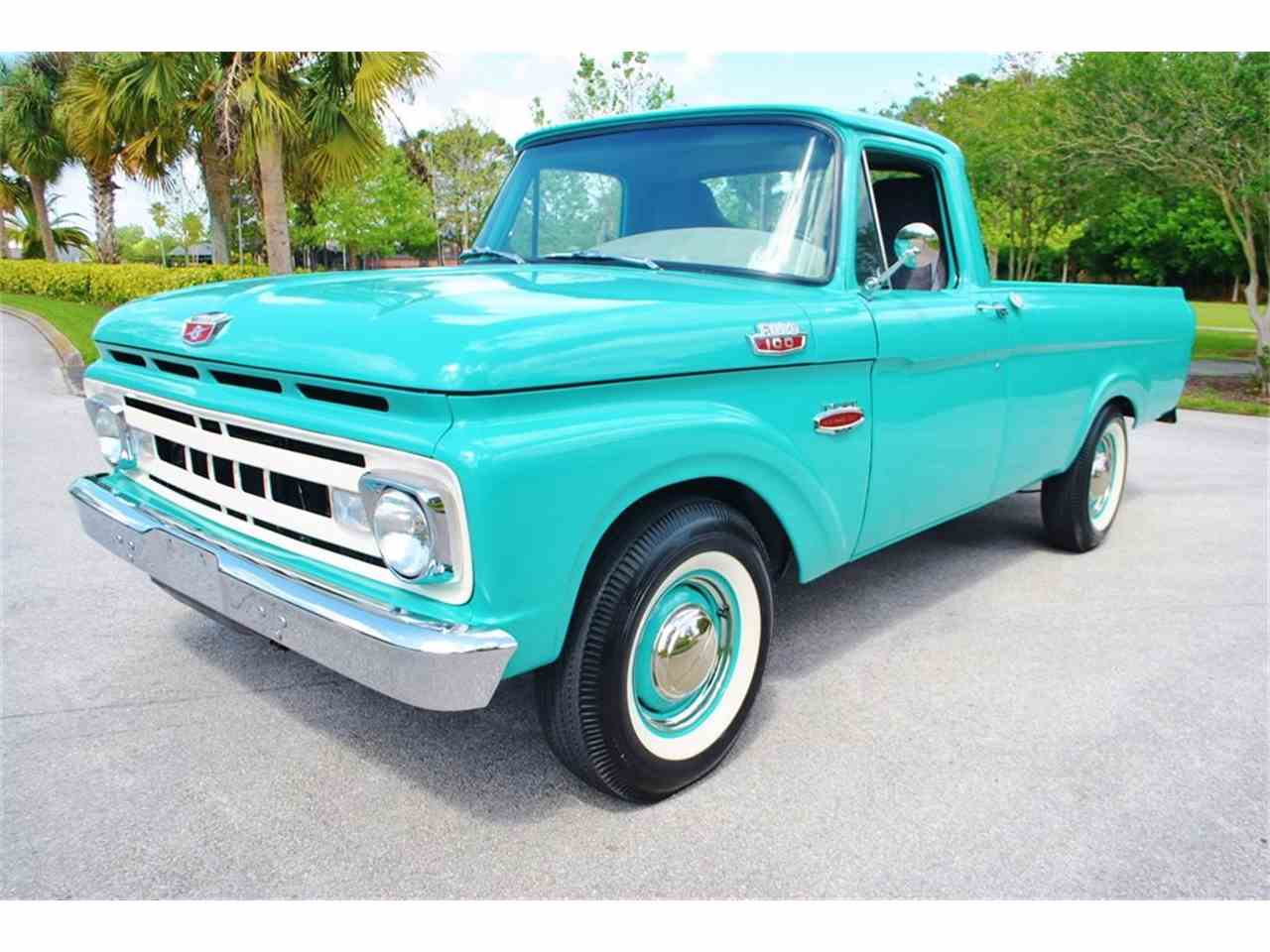 f100 1961 ford florida 61 listing vehicles similar lakeland