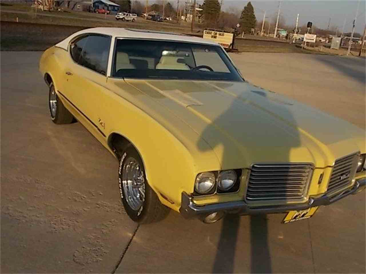 Large Picture of '72 Cutlass - HEN3