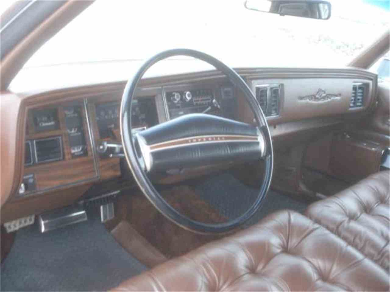 Large Picture of 1974 Imperial Offered by Gesswein Motors - HEYE
