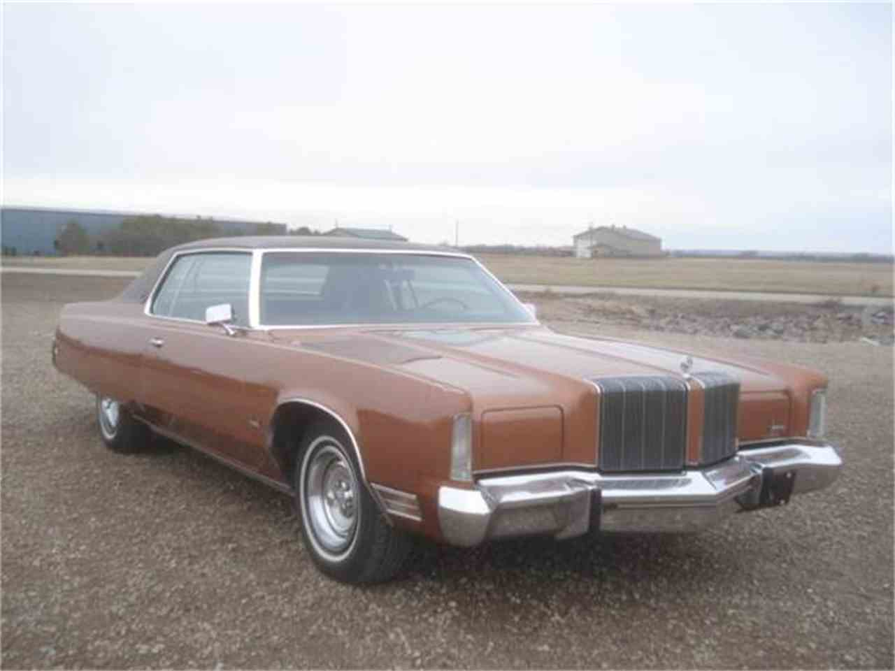 Large Picture of 1974 Imperial located in South Dakota - HEYE