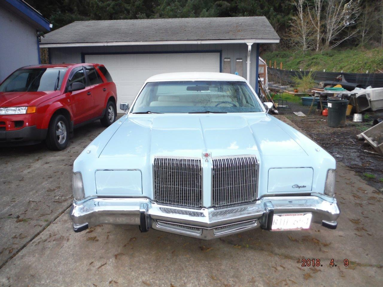 Large Picture of '77 New Yorker located in Oregon - $12,500.00 Offered by a Private Seller - HF4H