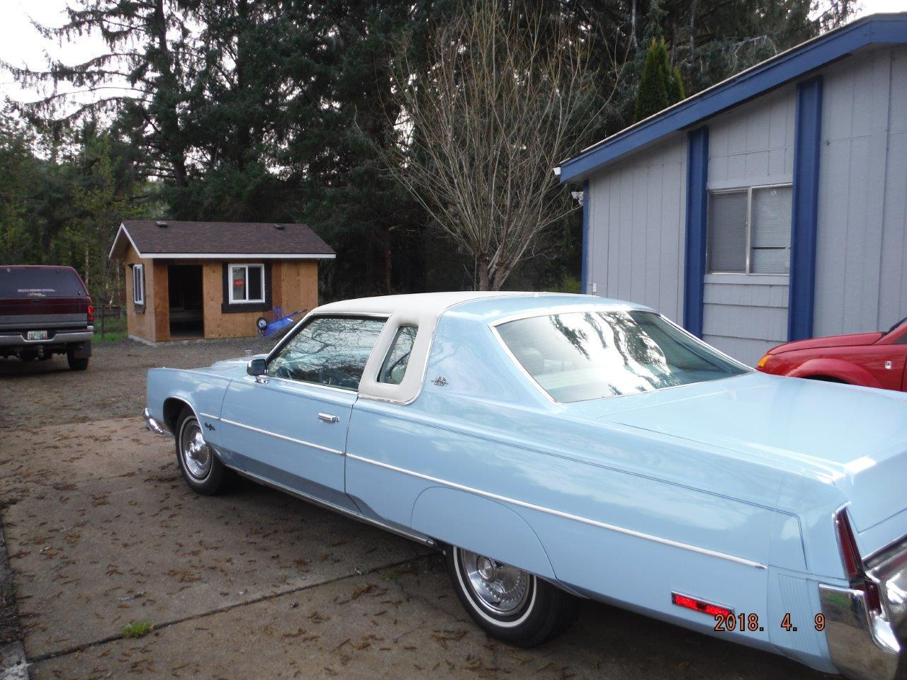 Large Picture of 1977 Chrysler New Yorker Offered by a Private Seller - HF4H