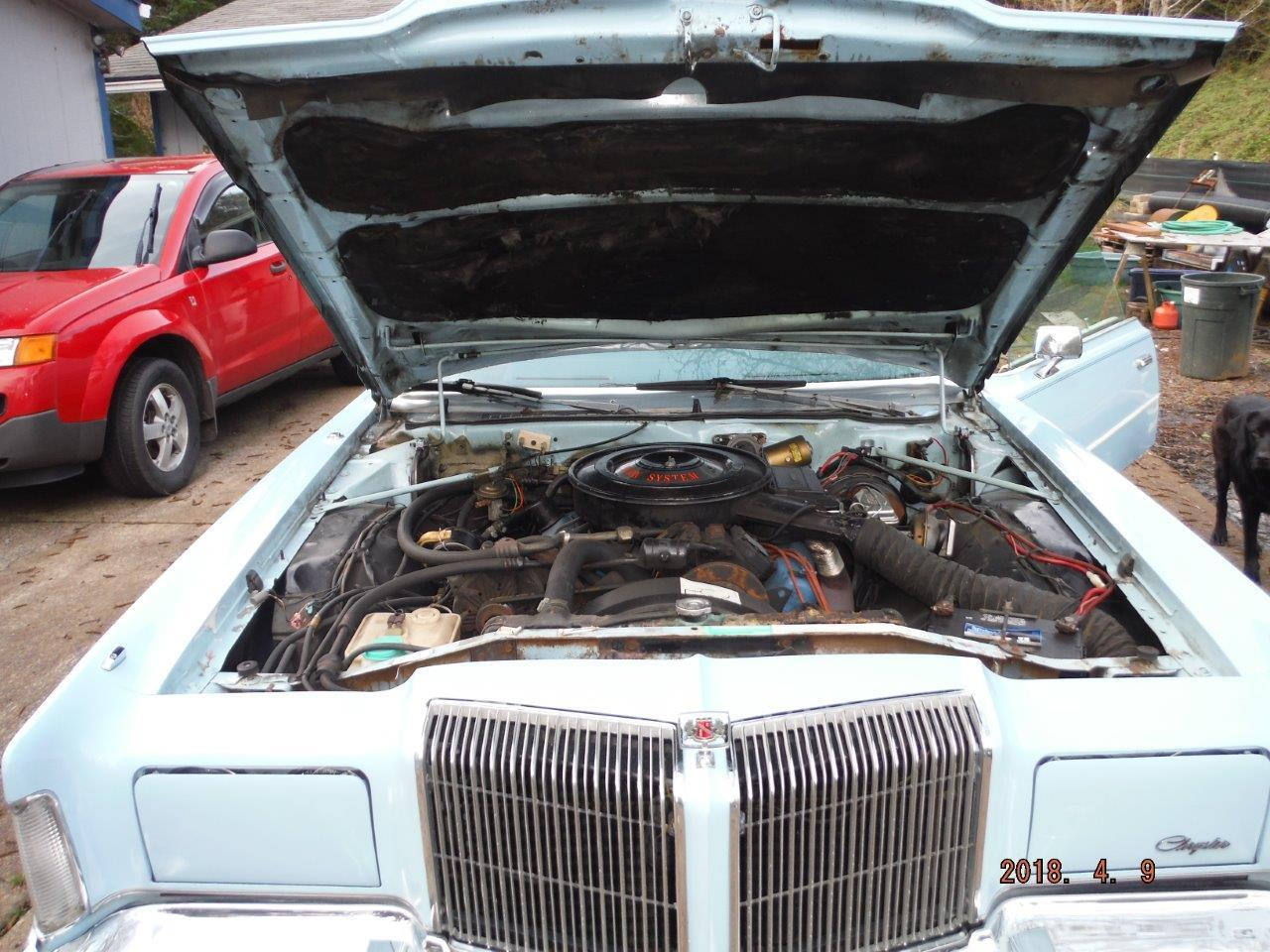 Large Picture of '77 Chrysler New Yorker - HF4H