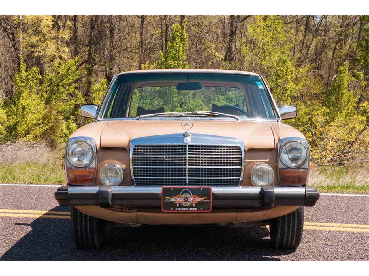 Large Picture of 1975 Mercedes-Benz 300D - $10,900.00 - HF5F