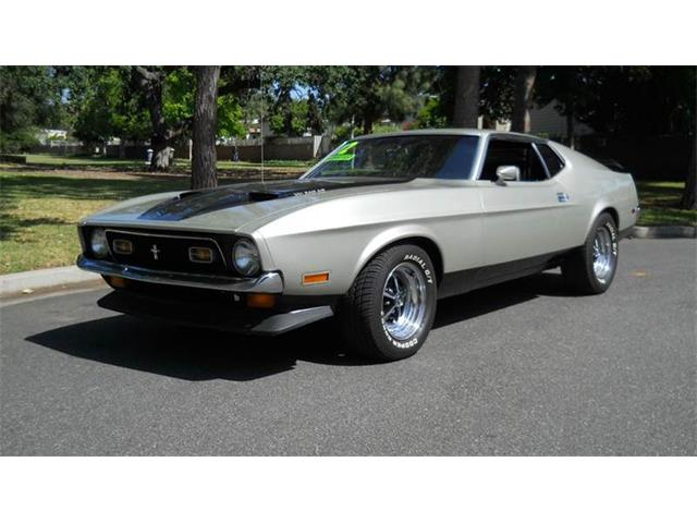 Picture of '72 Mustang - HF7X