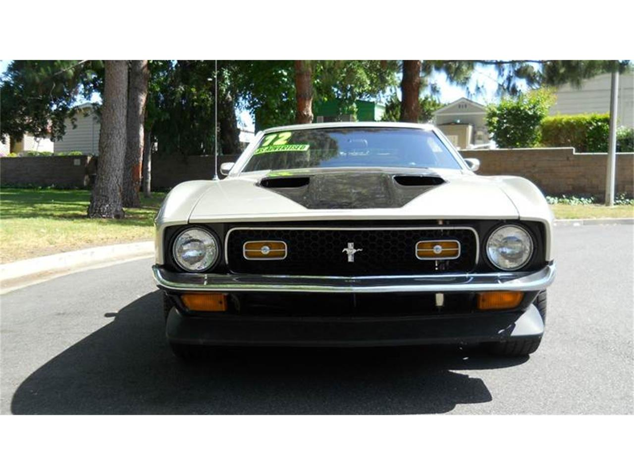 Large Picture of Classic 1972 Mustang Offered by Allen Motors, Inc. - HF7X